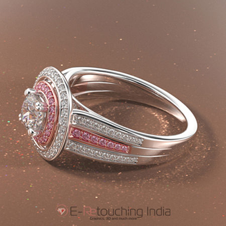 Jewelry CAD Designing Service