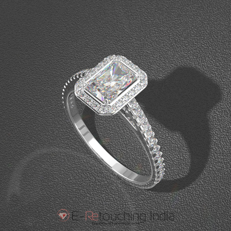 Jewelry Photo Rendering Services