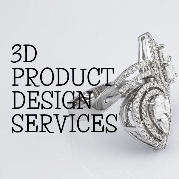 3D Product Design Services