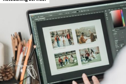 What is photo retouching services
